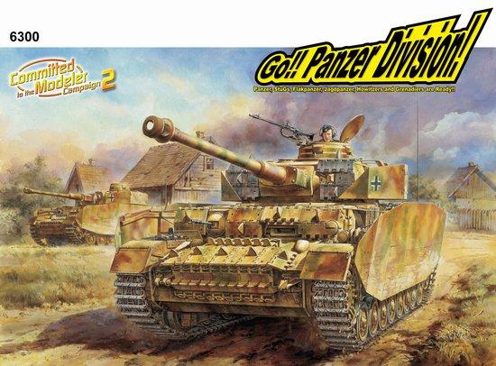 Модель Немецкий средний танк Pz.Kpfw.IV Ausf.H
