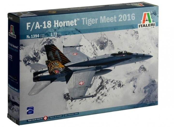 Модель Самолет F/A-18 HORNET в ливрее