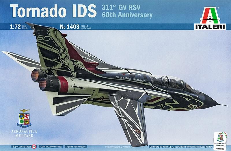 Модель Самолёт Tornado IDS 311° GV RSV  (1:72)