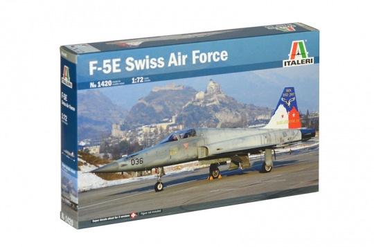 Модель американский лёгкий многоцелевой истребитель F-5E Swiss Air