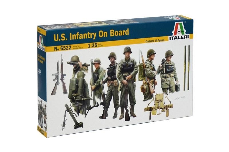 Модель Пехота США