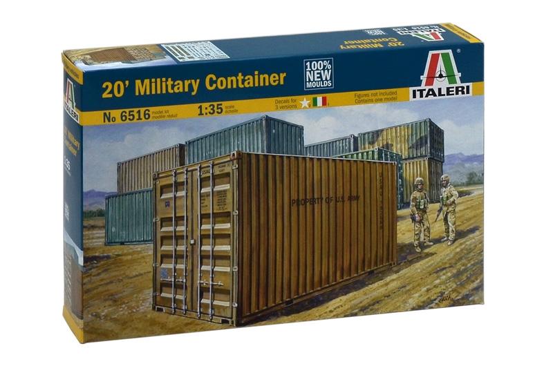 армейские транспортные контейнеры