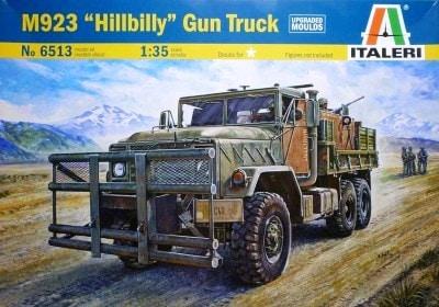Модель американский бронированный грузовик M923