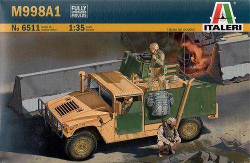 Модель Американский бронеавтомобиль M998A1
