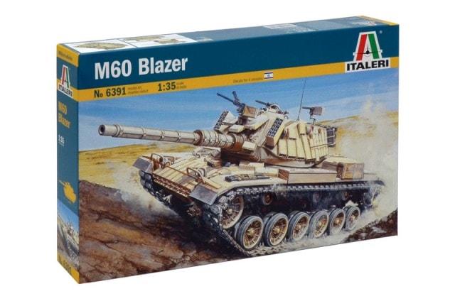 основной танк США M60 Blazer