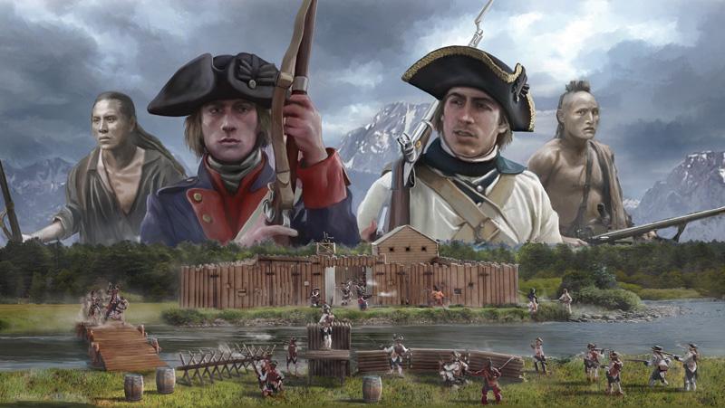 Последний оплот. Война французов и индейцев в новом свете 17