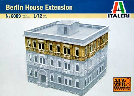 Берлинский дом Сборная модель