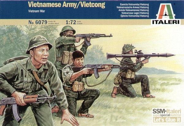 пехота армии Вьетнама периода Вьетнамской войны