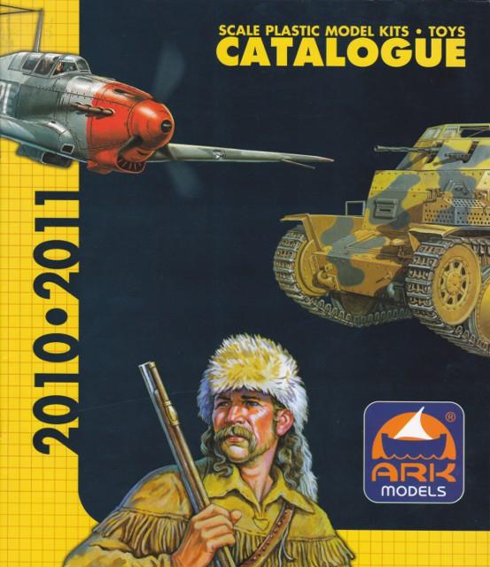Каталог Ark Models 2010-11