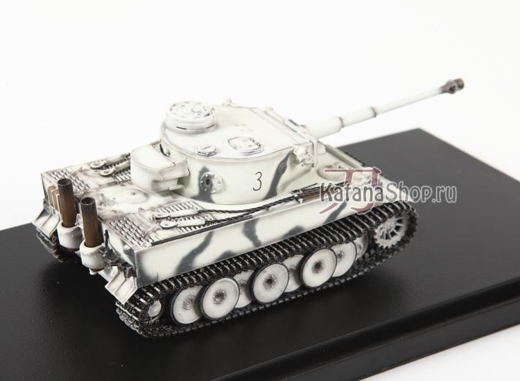 Модель-копия - Танк TIGER I