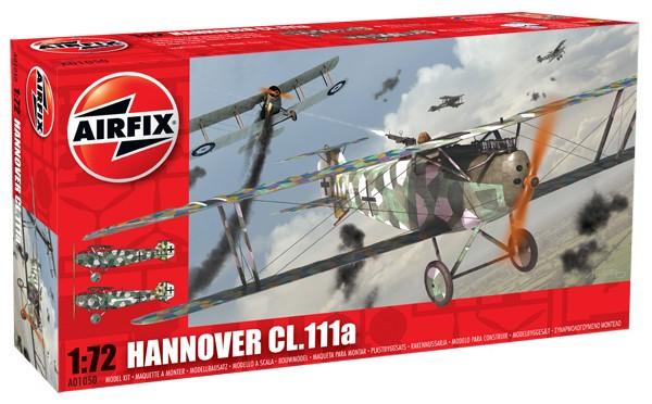 Сборная модель Hannover CLIII - Ханновер CLIII