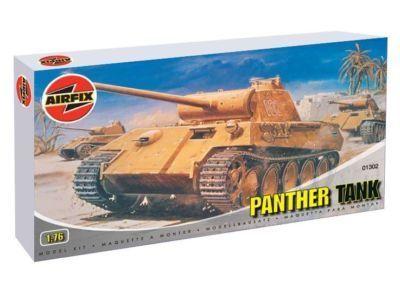 Модель Танк Пантера - Panther Tank