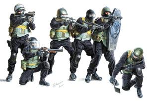 Группа Вымпел антитеррор