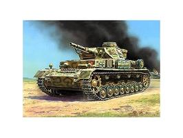 Сборная модель Немецкий средний танк Т - IV(F1)
