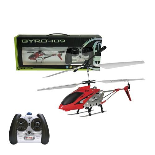 Вертолёт с гироскопом ИК