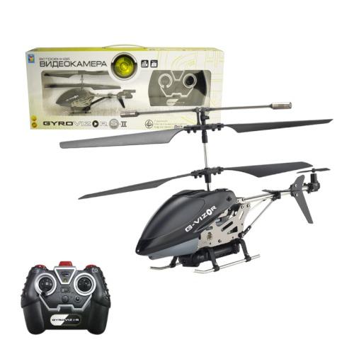 Вертолёт с видеокамерой