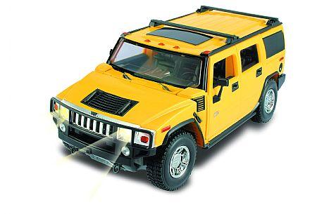 батарейках Hummer H2 SUV