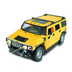 Робот-трансформер Roadbot Hummer H2 SUV (1:18).