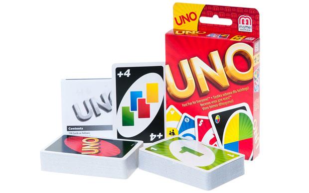 Настольная игра УНО - UNO