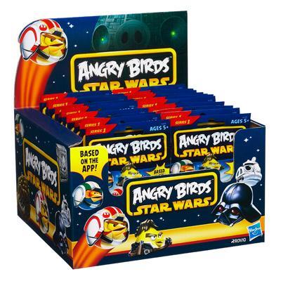 Настольная игра Angry Birds (1 фигурка)