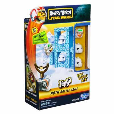 Настольная игра Angry Birds JENGA HOTH
