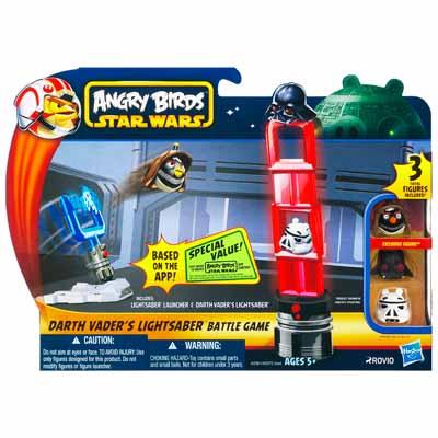 Настольная игра ANGRY BIRDS STAR WARS DARTH VADER'S LIGHTSABER
