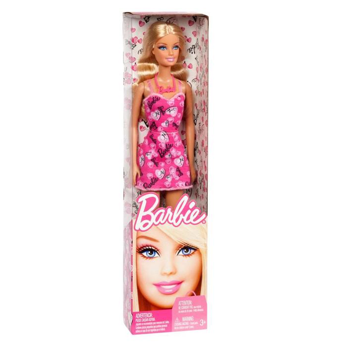 Настольная игра Barbie - Барби
