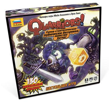 Настольная игра Кворриорс - Quarriors!