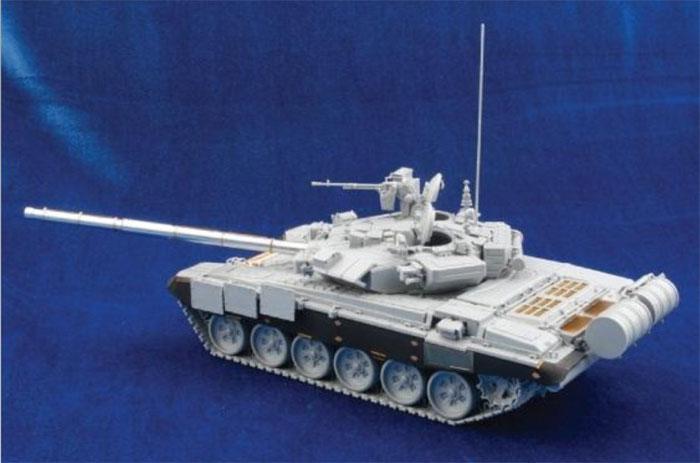 Набор фототравления для Т-90