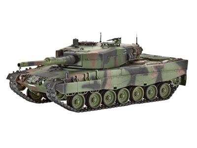 Модель Танк Leopard 2A4/A4NL