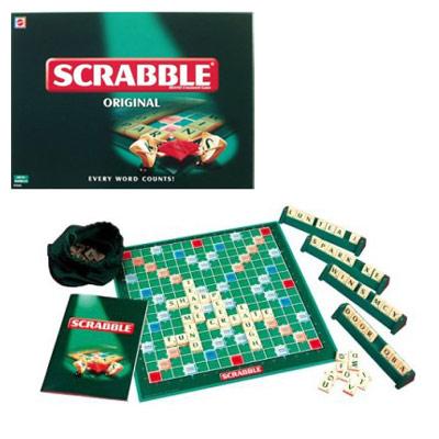Настольная игра Scrabble - Скрабл