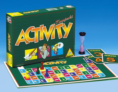 Настольная игра Aktivity Original
