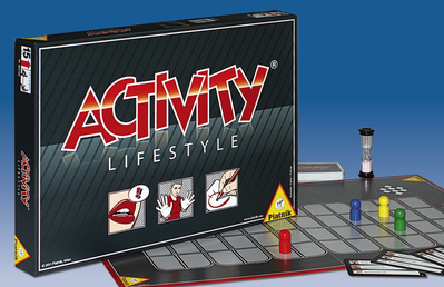 Настольная игра Activity Lifestyle