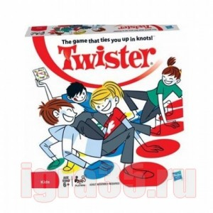 Настольная игра Twister Твистер