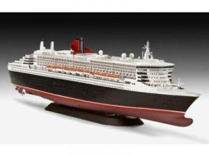 Сборная модель Queen Mary 2 1/700