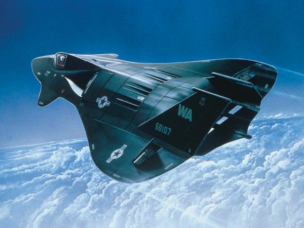 Сборная модель F19 Stealth Fighter