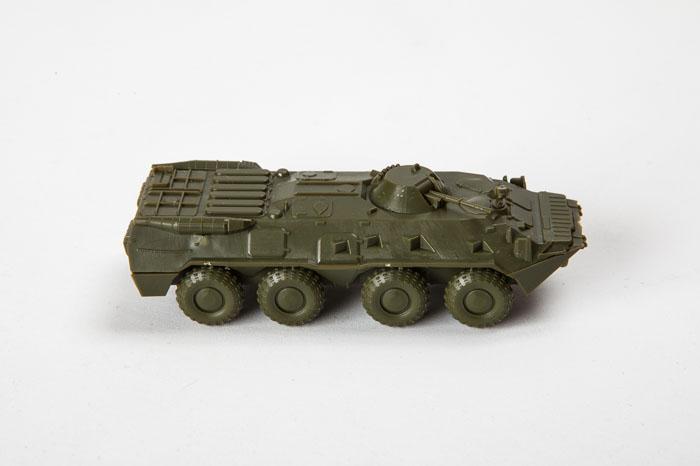 Сборная модель - БТР-80