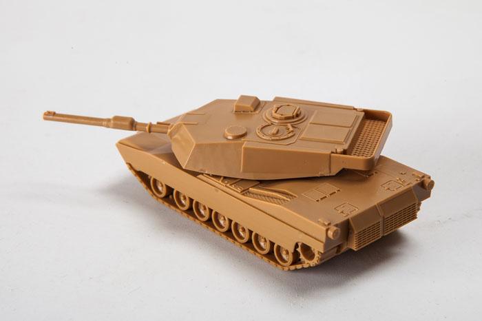 Сборная модель - Абрамс А1М1