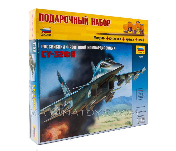 Сборная модель Су-32
