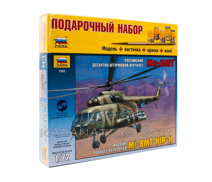 Сборная модель Ми-8МТ