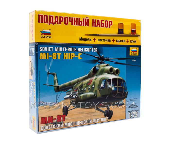 Сборная модель Ми-8Т