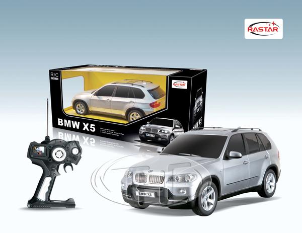 Машина р/у 1:18 BMW X5