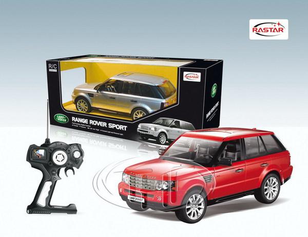 Машина р/у 1:14 Range Rover Sport (серебряный металлик)