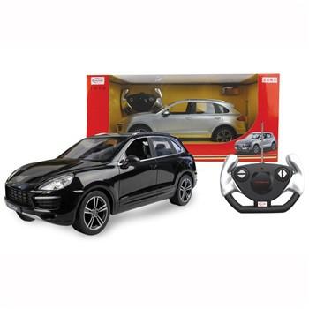 Машина р/у 1:14 Porsche Cayenne Turbo (Чёрный)