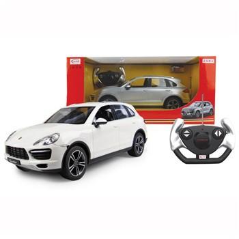 Машина р/у 1:14 Porsche Cayenne Turbo (Белый)