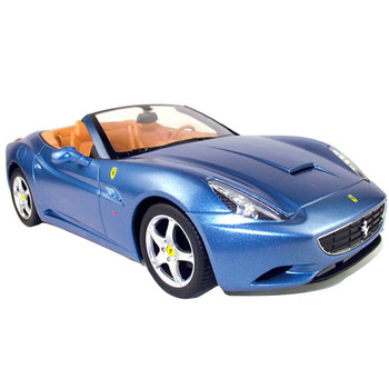 Машина р/у 1:12 Ferrari California (Синяя)