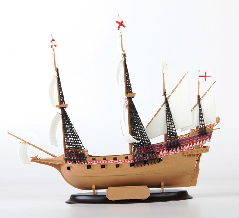 Флагманский корабль Френсиса