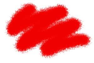 Краска акриловая Акриловая краска красная