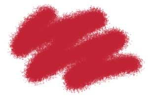 Краска акриловая Акриловая краска вишнёвая красная