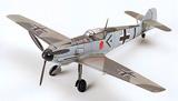 Сборная модель Мессершмитт - Messerschmitt Bf109 E3